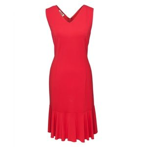 """Flapper"" inspired Red Dress by Talbots"